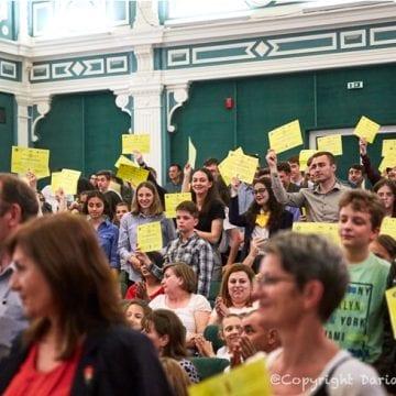 """FOTO:  Centrul de Excelență Bistrița-Năsăud și-a premiat elevii! """"Sunt copii de excepție, capabili de mare performanță!"""""""
