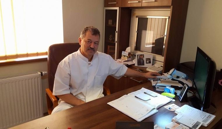 """OAMENI din Bistrița-Năsăud. Gavrilaș Mureșan, directorul Sanovil: """"Avem ocazia să ne frământăm noi mințile aici"""""""