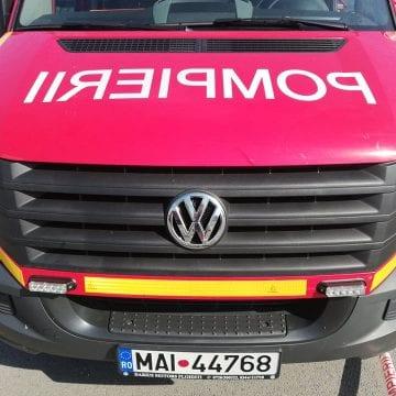 Încă un pompier de la Năsăud, confirmat pozitiv cu COVID-19