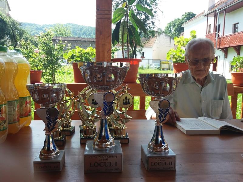 """FOTO:  Cupa """"Iacob Ciuruș"""" la Șah a ajuns la ediția a II-a"""