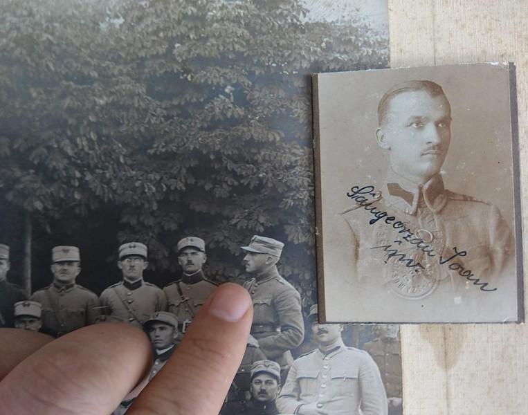 OAMENI din Bistrița-Năsăud: Ioan Sângeorzan, eroul-învățător care a înălțat un monument pentru toți eroii din sat…
