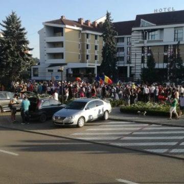 """Bistriţa Civică: Vă aşteptăm în Piaţa Petru Rareş! """"Guvernul Dăncilă să rămână doar un episod de tristă amintire"""""""