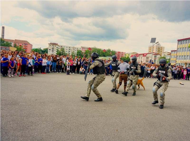 FOTO. Rebreanu Fiesta, în acest an MAI aproape de lege și ordine…