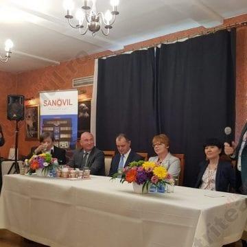VIDEO:  Sute de specialişti din întreaga ţară, la Forumul Medical Bistriţean
