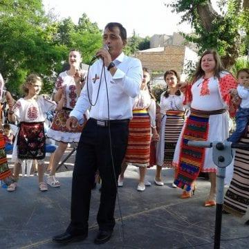 FOTO/VIDEO:  Cântecele de pe Valea Bârgăului au făcut senzaţie şi în Spania