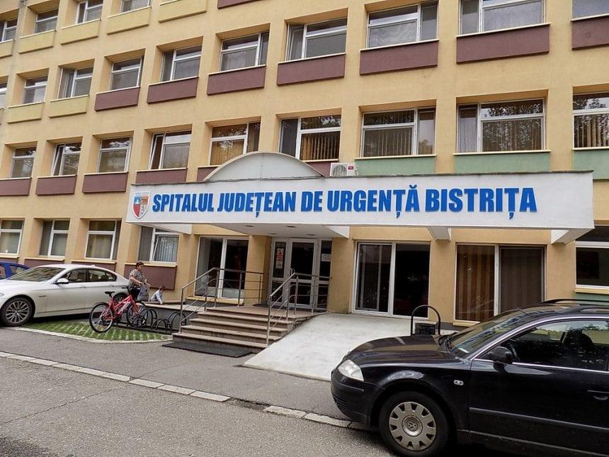 11 angajați ai Spitalului de Urgență Bistrița, în izolare!