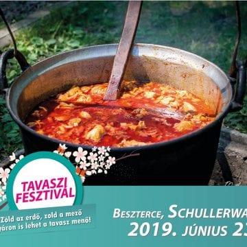Gulaş divin, kürtőskalács şi multe alte surprize – mâine, la Tavaszi Fesztivál, în Schullerwald