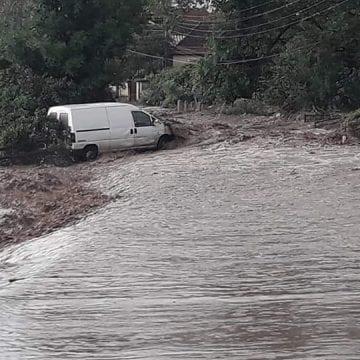 CODUL ROȘU de inundații a lăsat dezastru în urma sa!