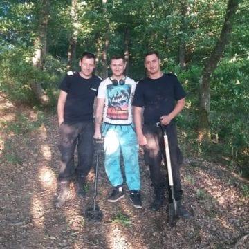 FOTO: Pădurea Codrişor, de acum mai sigură pentru cei care o vizitează!