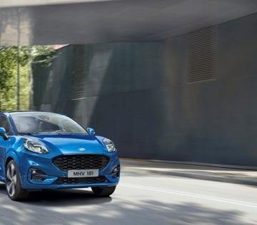 Noul SUV Ford Puma îmbină designul seducător și eficiența!
