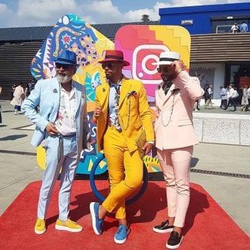 Bistrițeanul care știe de la Pitti Uomo, cel mai tare eveniment dedicat modei masculine din Italia, ce vor purta bărbații cu stil în 2020