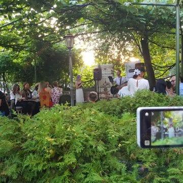 FOTO/VIDEO: O seară magică de poezie şi muzică, la Taverna Dogarilor…