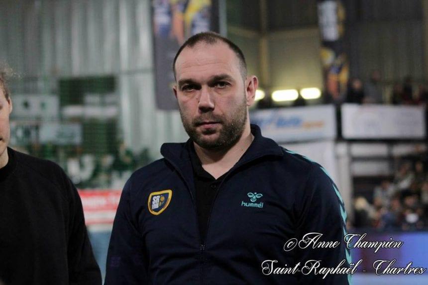 Un bistrițean, noul antrenor al St. Raphael, echipă ce a jucat finala Cupei EHF 2018