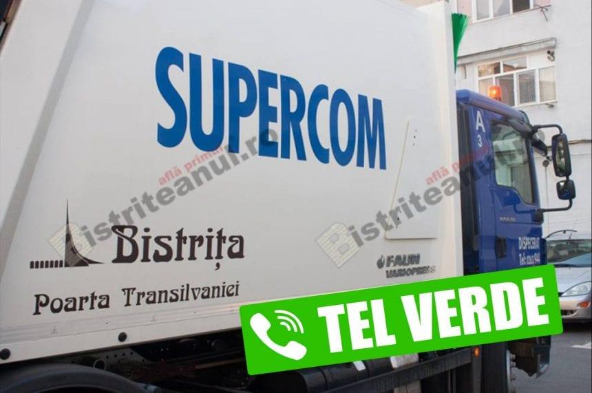 Ați auzit? Și-a făcut Supercom Tel Verde! Sunați-i, gratuit, de câte ori vedeți că nu-și fac treaba!