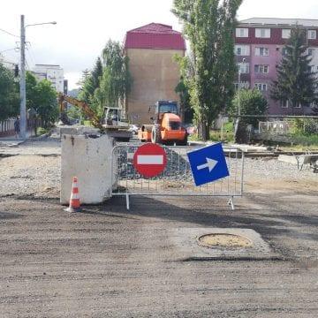 Vești bune de la trecerea cu calea ferată de pe Ion Slavici!