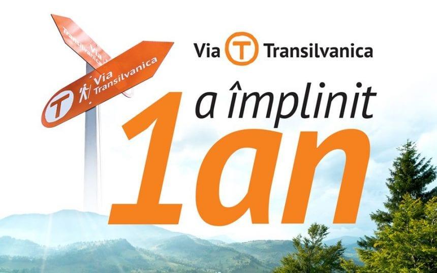 """Via Transilvanica a împlinit un an! VEZI care este stadiul lucrărilor la """"El Camino"""" de România:"""