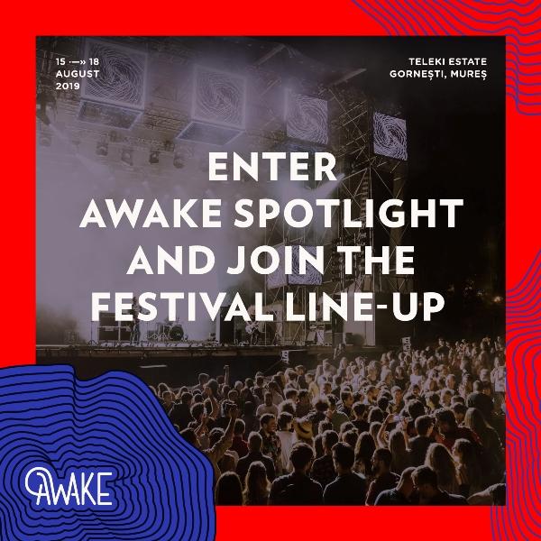 Concurs pentru toţi DJ-ii şi trupele interesate să cânte la AWAKE Festival!