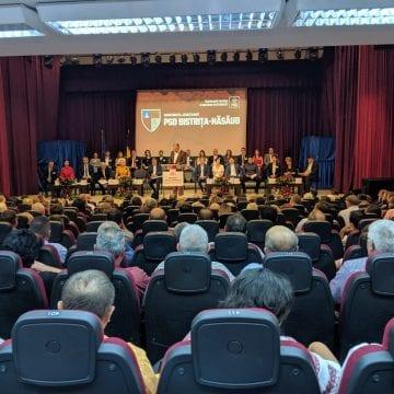 FOTO/VIDEO: A-nceput conferința de alegeri în cadrul PSD BN! Radu Moldovan, reales președinte