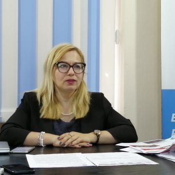 Cristina Iurișniți (USR): Este o victorie ce s-a întâmplat în ultima săptămână – votul trebuie să fie sfânt!