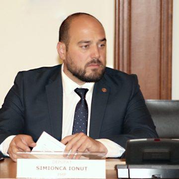 """Ionuț Simionca (PMP): """"Voi susține guvernul care pune pe primul loc interesele românilor și ale României"""""""