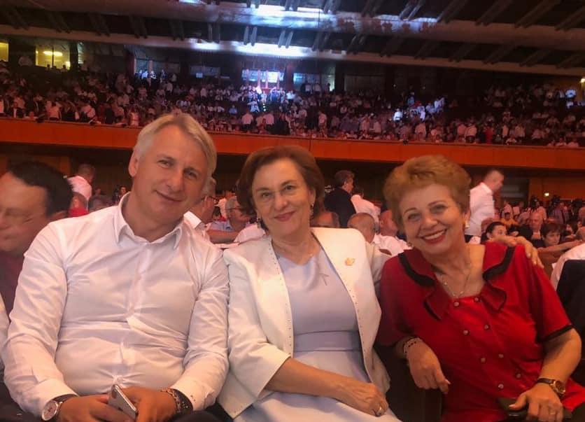Doina Pană: Marea familie PSD-istă rămâne unită!