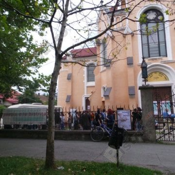 Se întâmplă în Bistrița: Un anotimp ca un fruct. Concerte extraordinare, la Sinagogă