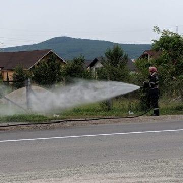 FOTO/VIDEO: Un nuntaș din Mureș a lăsat mai mulți bistrițeni fără gaz