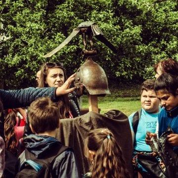Colț foto cu prințese celte sau nimfe dace – surprize inedite la Festivalul Celtic din acest weekend