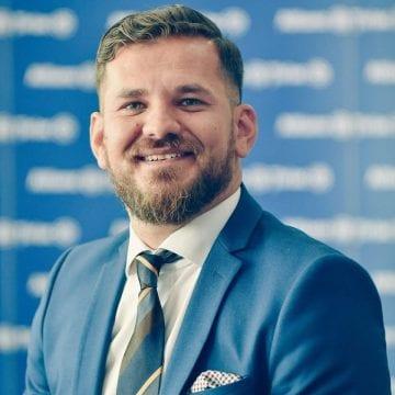 Un bistrițean, noul director de vânzări la Allianz Țiriac