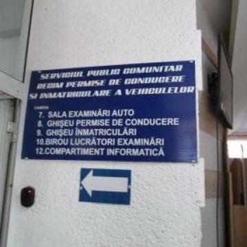 Serviciul Permise, singurul cu probleme penale și fără personal destul, din Prefectură