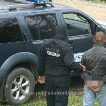 Bistrițean prins la frontieră cu zeci de litri de alcool