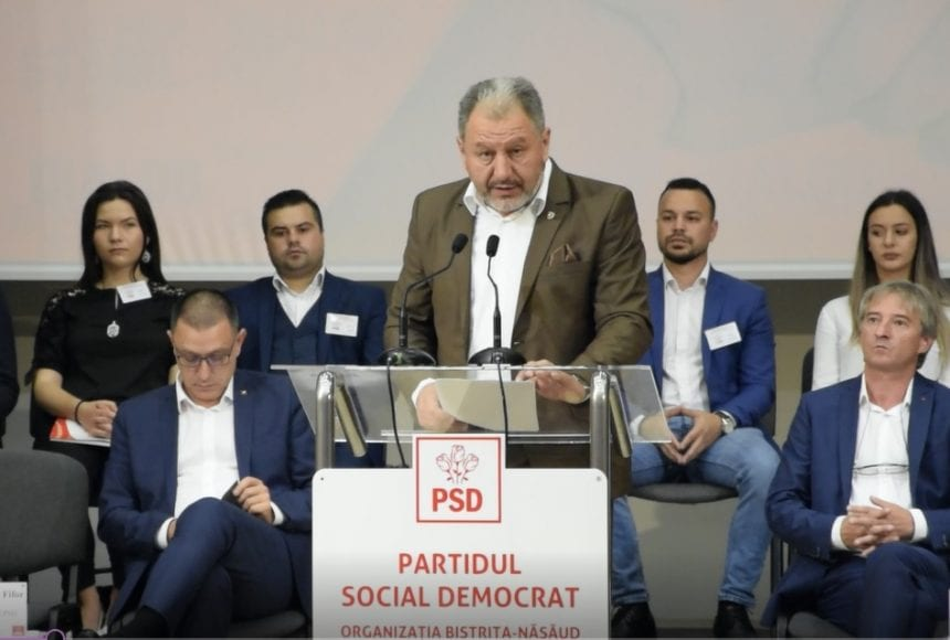 VIDEO- Radu Moldovan: Bilanț – PSD a stimulat procesul de dezvoltare al României, al județului