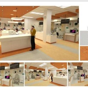Noul corp al Spitalului Județean de Urgență, inspirat din Statele Unite! Sistemul de parcare, nou în România