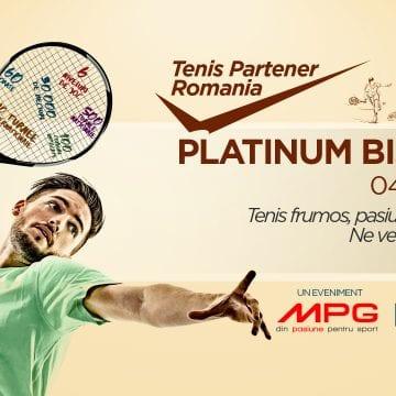 TERRAQUA OPEN Platinum – cel mai mare turneu de tenis pentru amatori, la Bistrița!