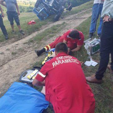 """Salvatorii copilului de nouă ani rănit la Dumitra – """"Aceasta a fost, cu siguranță, cea mai grea intervenție"""""""
