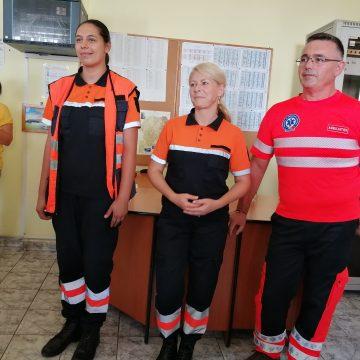 """Voluntarii, """"vânați"""" de Serviciul de Ambulanță Județean"""