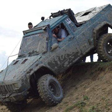 VIDEO: Aviz amatorilor! Se anunţă un MEGA concurs off road, în Bistriţa-Năsăud