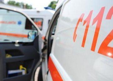 Autocarul echipei de handbal Gloria Bistrița implicat într-un accident în județul Sălaj