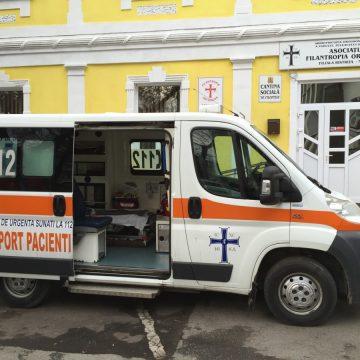 Transportul pacienților dependenți de dializă, asigurat de o asociație religioasă