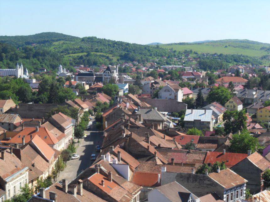 Ioan Turc (PNL): Bistriţa, din ce în ce mai îngrămădită! Excesele de natură urbanistică mutilează oraşul
