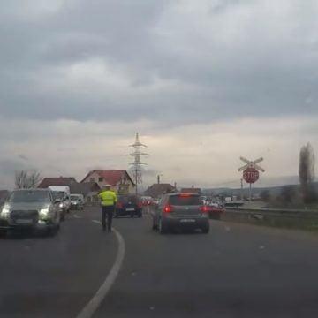 DN17, tăiat de căi ferate! Biroul rutier a solicitat semaforizarea trecerilor! DE CE nu s-au amplasat: