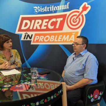 Primarul comunei Rebrișoara: Avem proiecte în derulare, dar avem și proiecte cu bețe-n roate!