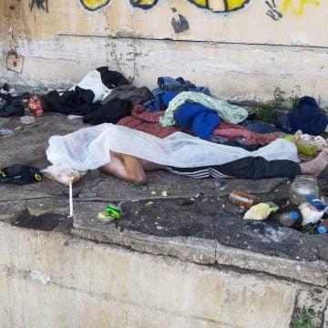 Betoanele care trebuiau să îi fie adăpost i-au fost patul de moarte