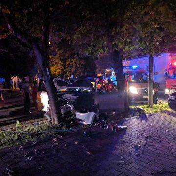 FOTO/VIDEO: Accident GRAV pe C.R.Vivu