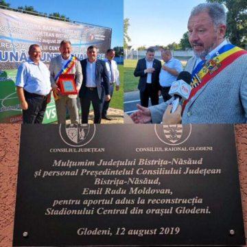 Deputatul PMP Ionuț Simionca, revoltat de cheltuielile din bani publici făcute de Radu Moldovan pentru un un stadion din Republica Moldova