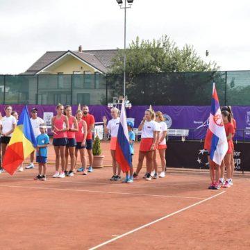 E cea mai mare competiție de tenis pentru juniori din Europa! Vezi cine și-a asigurat un loc în finală