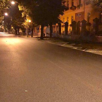 Vicele Niculae spune că era nevoie de asfaltarea de pe Republicii! Are și foto cu dovada