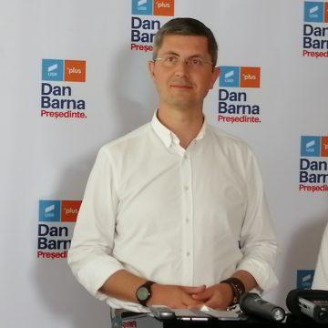 Prezidențialul Dan Barna a descălecat la Bistrița. Nimic nou sub soare