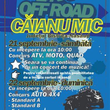 Adrenalină, motoare turate și distracție la maxim, în premieră la Căianu Mic, pe 21 și 22 septembrie!