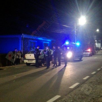 Bărbatul ce a provocat accidentul de duminică seara, din Rodna, reținut!